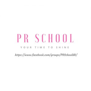 The launch of PR School
