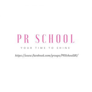 The launch of PR School