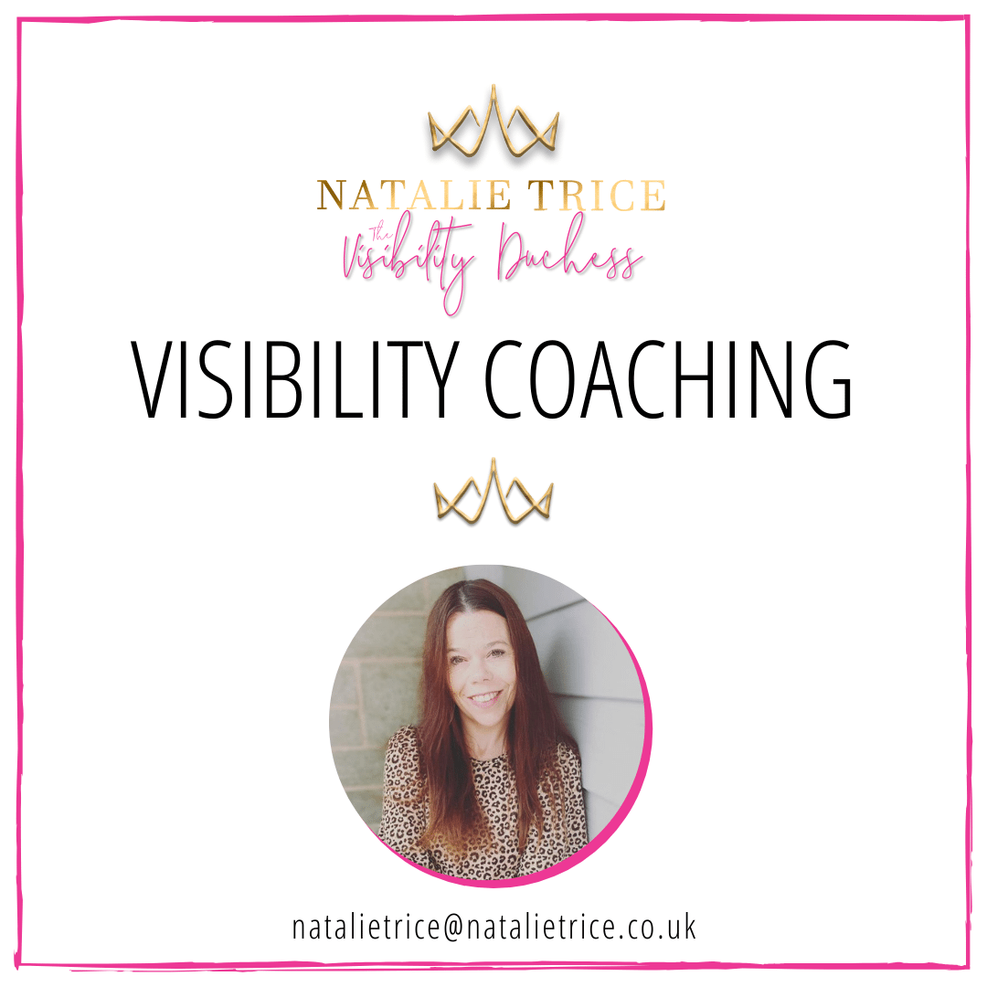 Visibility Coaching